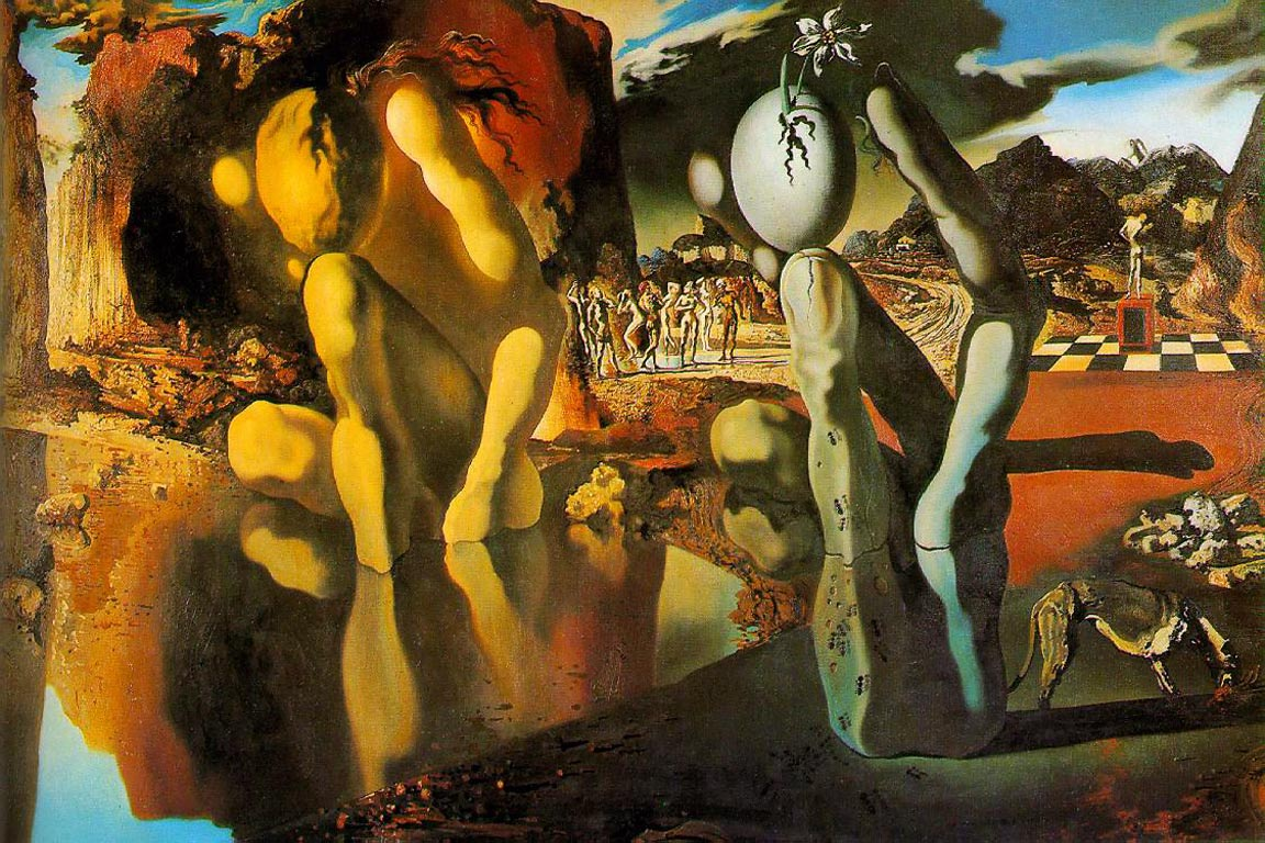 "my favorite artists and their art salvador dali count orlok s blog ""the metamorphosis"