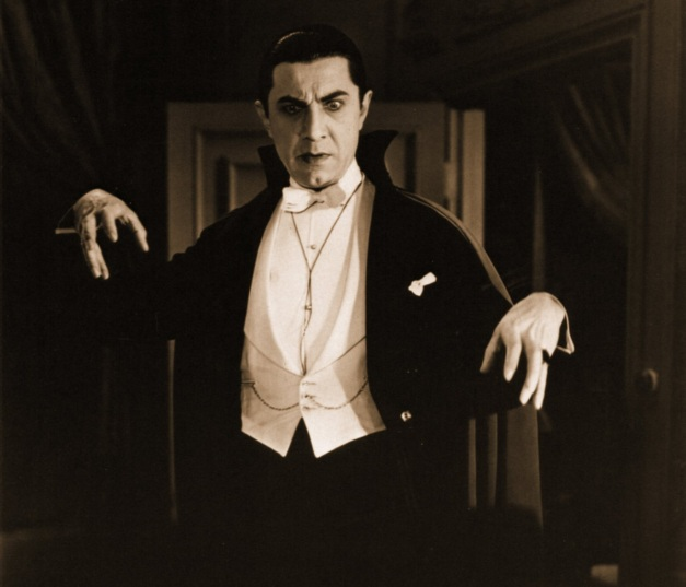 Béla Lugosi as Count Dracula