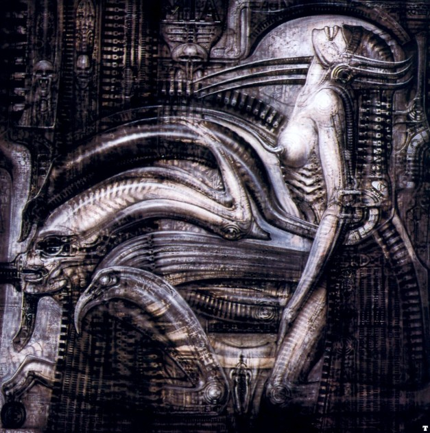 """Biomechanical Mia"" (1980)"