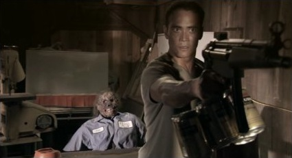 "Mark Dacascos as Renchard in ""I Am Omega"" (2007) directed by Griff Furst"