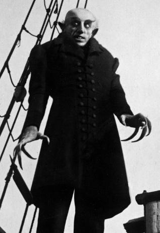 Max Schreck as Graf Orlok