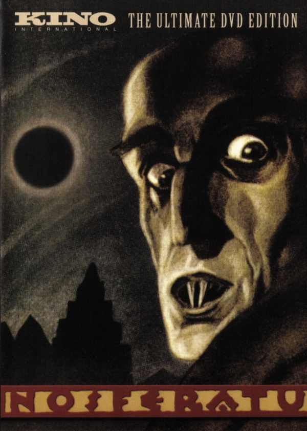 "Kino International's The Ultimate DVD Edition of ""Nosferatu"""