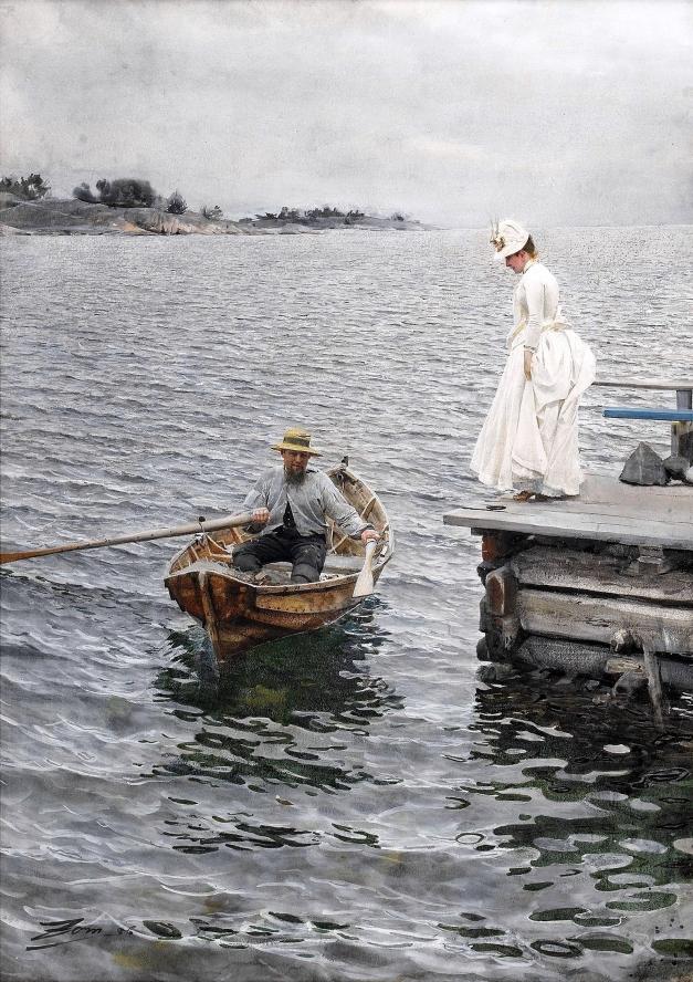 """""""Summer Fun"""" (1886)"""
