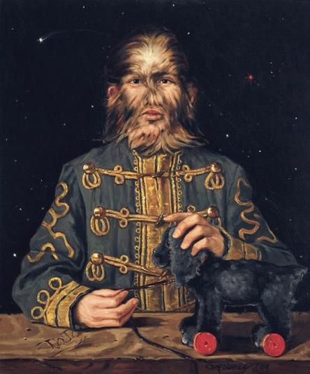 """""""Jo-Jo the Dog-Faced Boy"""" (2009)"""