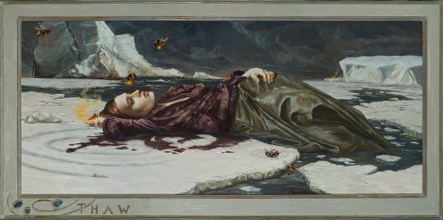 """Thaw"" by Gail Potocki (2008)."