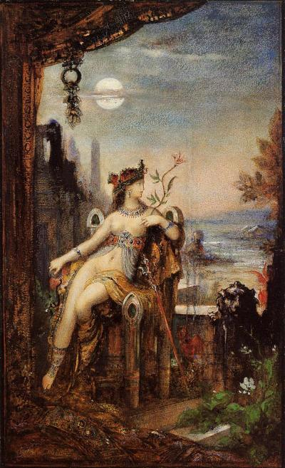 """Cleopatra"" (circa 1887)"