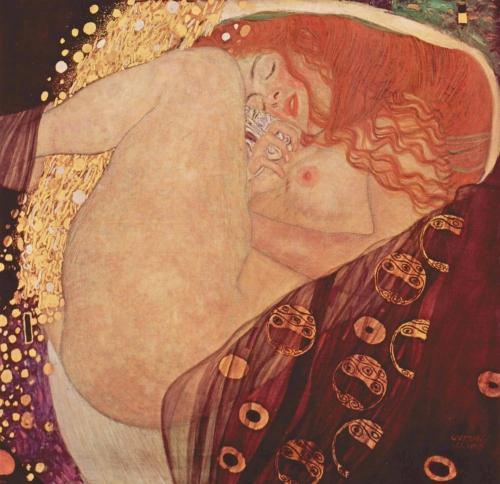 """""""Danae"""" (1907-1908)"""