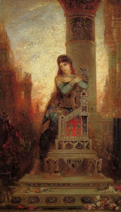 """""""Desdemona"""" (1875)"""