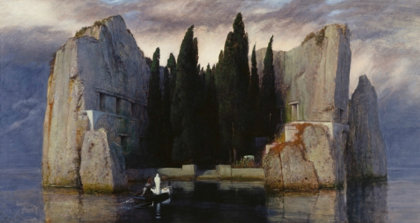 """Isle of the Dead - Version III"" (1883)"