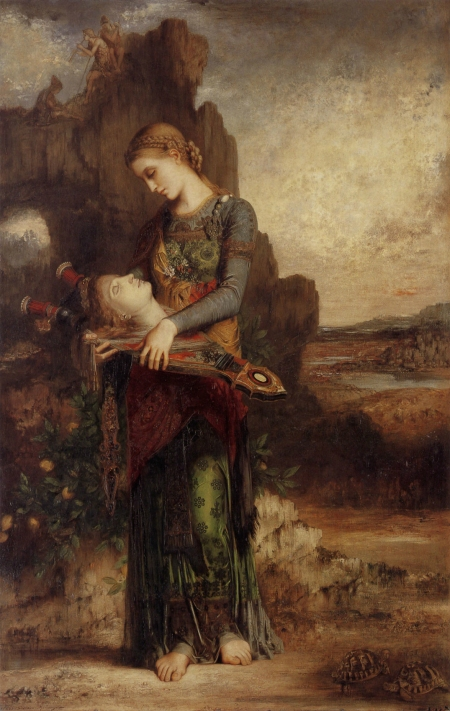 """""""Orpheus"""" (1865)"""