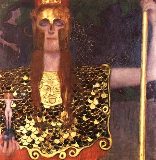 """Pallas Athene"" (1898)"
