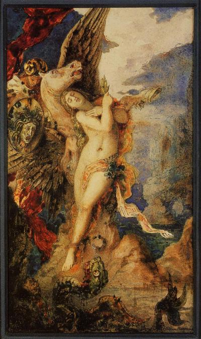 """Perseus and Andromeda I"" (1867-1869)"