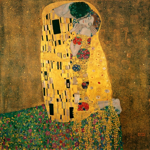 """The Kiss"" (1908-1909)"