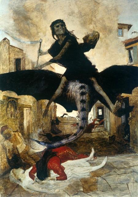 """The Plague"" (1898)"