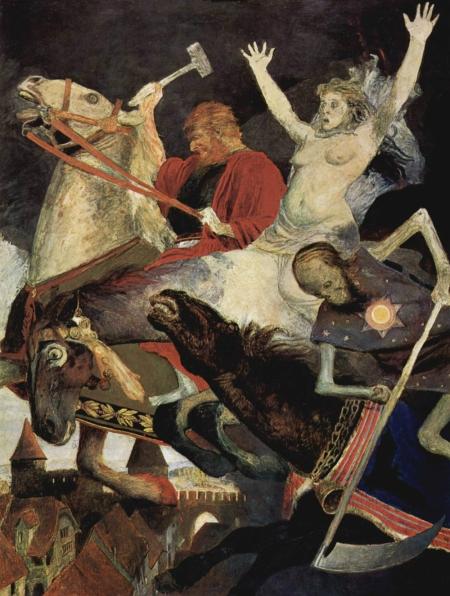 """""""War II"""" (1896)"""