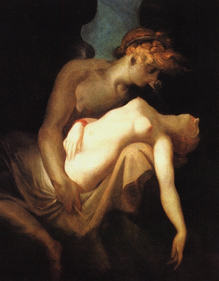 """Cupid and Psyche"" (1810)"