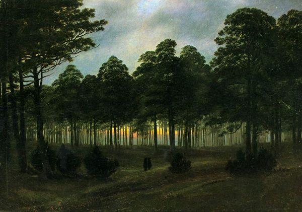 """Evening"" (circa 1820-1821)"
