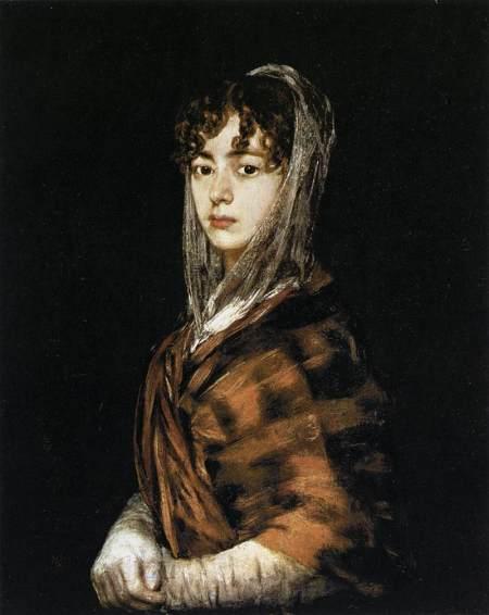 """""""Francisca Sabas y Garcia"""" (1804-1808)"""