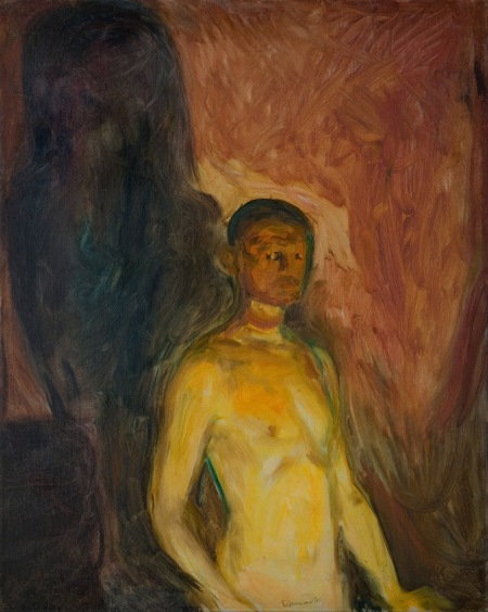 """Self-Portrait in Hell"" (1903)"
