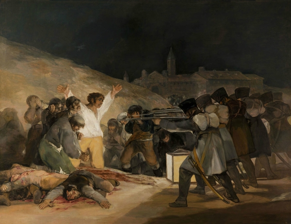 """The Executions of May 3rd, 1808"" (1814)"
