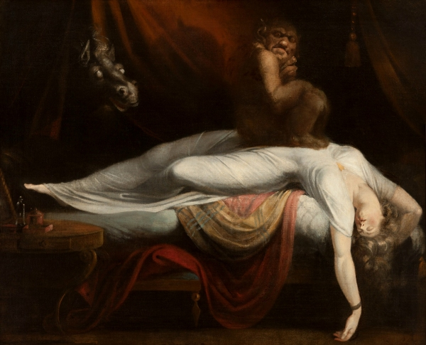 """The Nightmare"" (1781)"