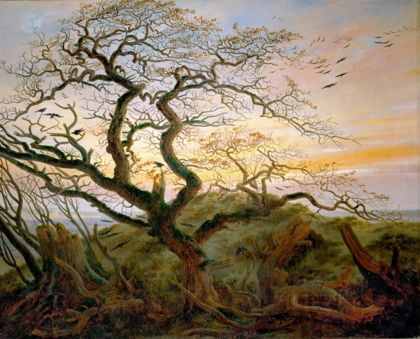 """The Tree of Crows"" (circa 1822)"