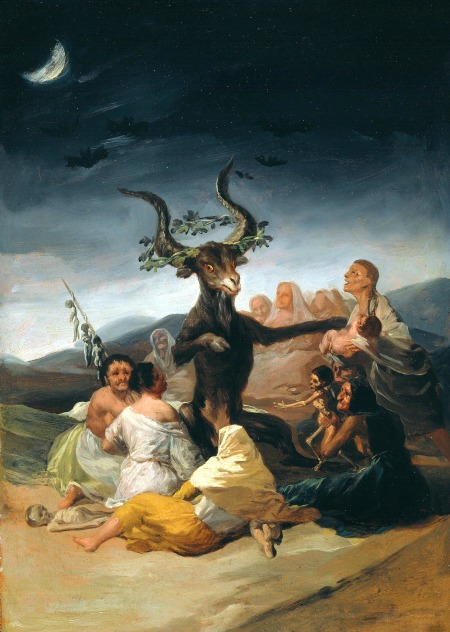 """The Witches' Sabbath"" (1797-1798)"