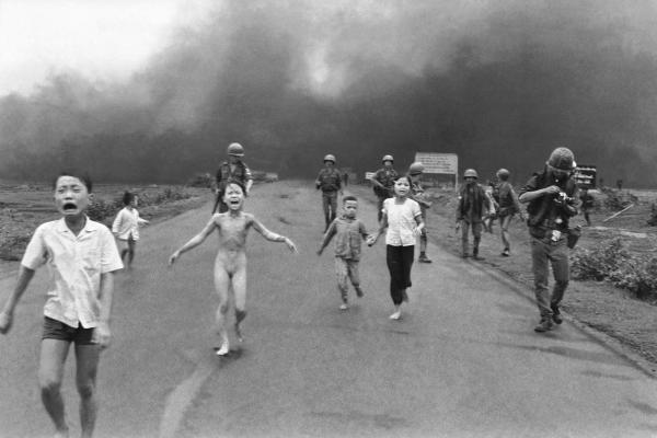 """""""The Terror of War"""" by Nick Ut (1972)."""