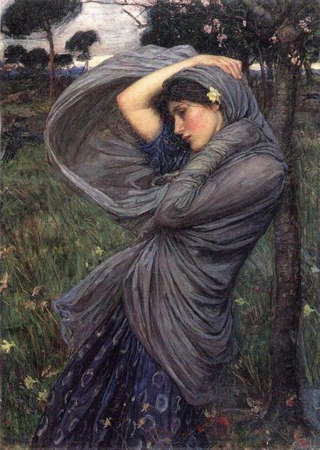 """""""Boreas"""" (1903)"""