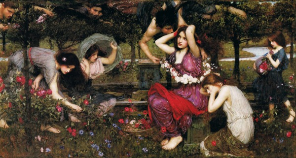 """Flora and the Zephyrs"" (1897)"