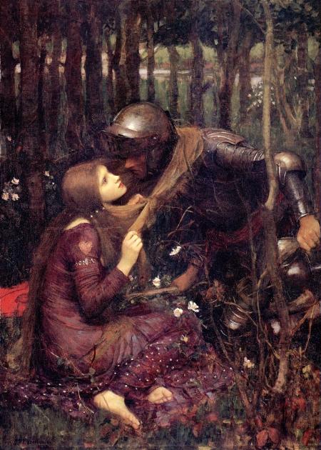 """La Belle Dame sans Merci"" (1893)"