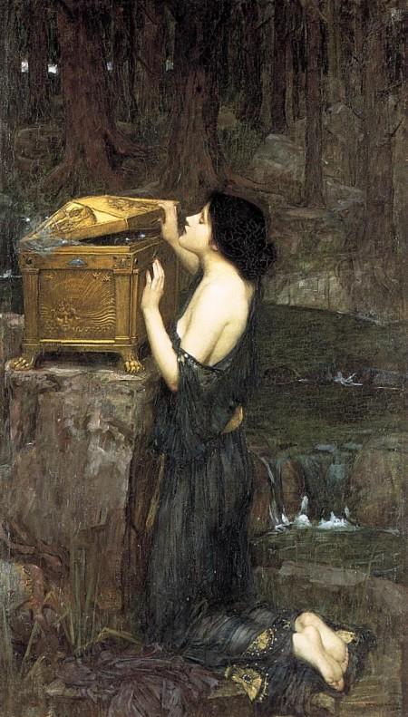 """""""Pandora"""" (1896)"""
