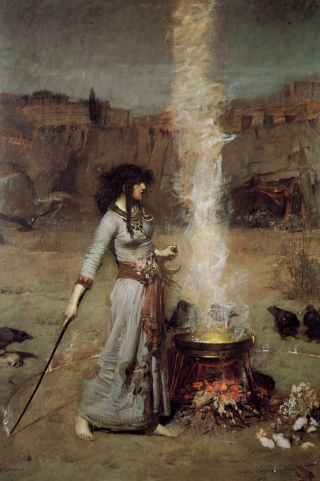 """The Magic Circle"" (1886)"